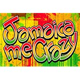 Jamaica Me Crazy Flavored Ground Coffee 12-Ounce Bag