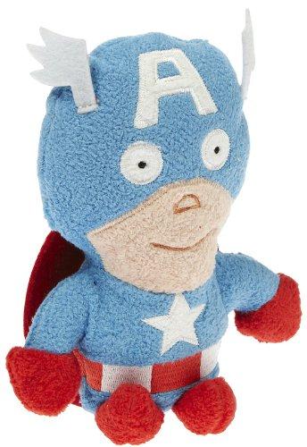 Comic Images Footzeez Captain America Plush Toy