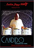 Latin Jazz U.S.A. Presents: Candido: Hands of Fire