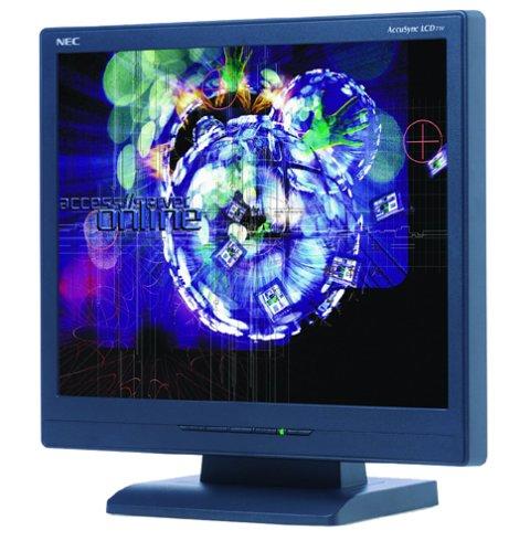 """Nec Aslcd71V-Bk 17"""" Lcd Monitor"""