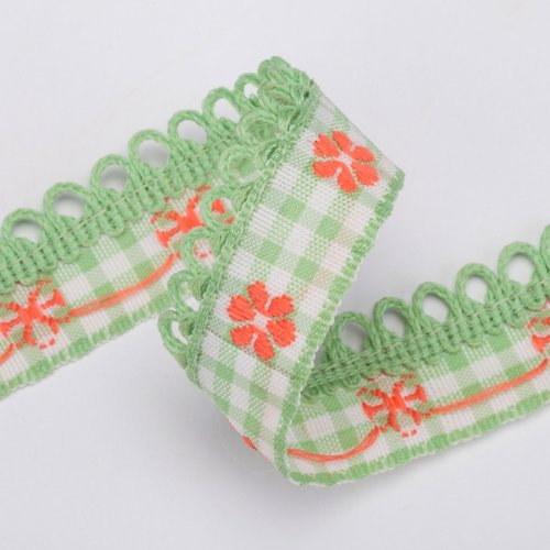 neotrim-french-picot-edge-pretty-ribbons-checks-flower-design-by-the-yard-online-beautiful-15cm-wide