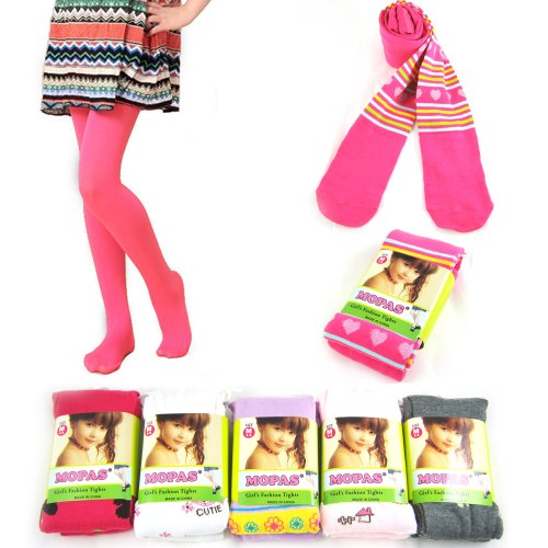 3 Pairs Girls Baby Tights Pantyhose Small 1-3 Years Hosiery Stocking Leggings !! front-577292