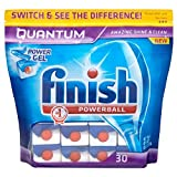 Finish Quantum Powerball Dishwasher Tablets (30)