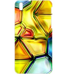 a AND b Designer Printed Mobile Back Cover / Back Case For HTC Desire 816 (HTC_816_3D_2116)