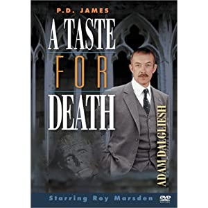 P.D. James - A Taste for Death movie