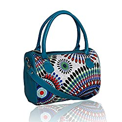 Murcia Women's Handbag (Blue)