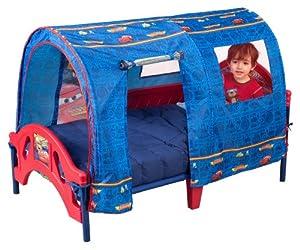 Disney Pixar Cars Tent Toddler Bed from Delta Enterprise