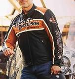 Harley-Davidson® Men's Classic Cruiser Leather Jacket. 98118-08VM