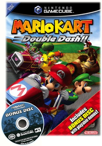 Mario Kart: Double Dash!! with Bonus Disc