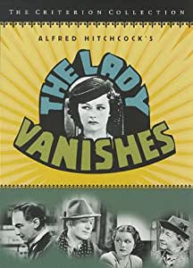 The Lady Vanishes - Criterion Collection [Import USA Zone 1]