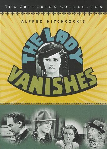 The Lady Vanishes - Criterion Collection [DVD] [1938] [Region 1] [US Import] [NTSC]