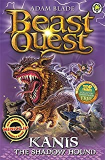 Book Cover: Beast Quest: 90: Kanis the Shadow Hound