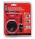 Task Tools T22089 Metal/Wood Door Loc...