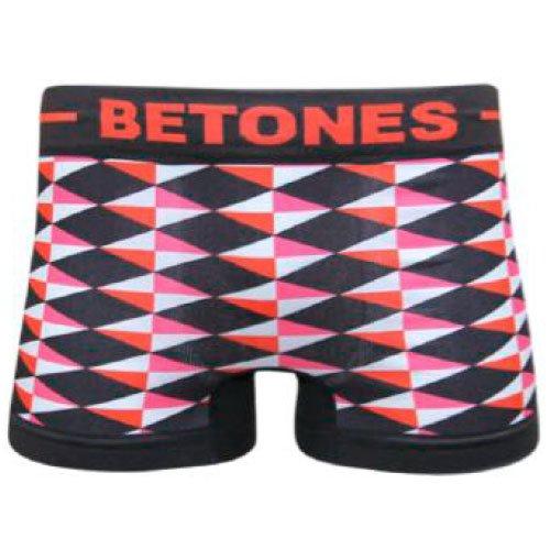 BETONES ビトーンズ ボクサーパンツ フェスティバル4 FE004 ピンク フリー