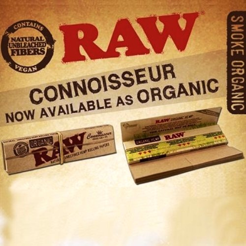 RAW-Organic-Connoisseur-King-Size-Slim-Rolling-Papers-Tips-Pack