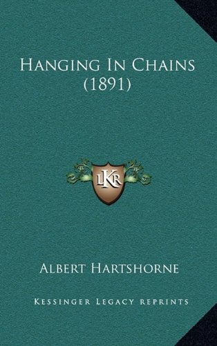 Hanging in Chains (1891)