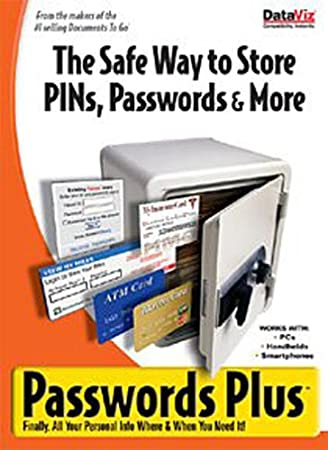 Passwords Plus 1.0