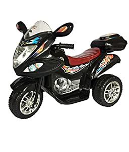 HLX NMC BATTERY OPERATED FUN BIKE BLACK
