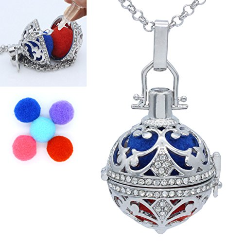 crystal-flower-hollow-cage-locket-necklace-fragrance-essential-oil-aromatherapy-diffuser-pompons-jew
