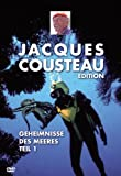 Jacques-Yves Cousteau - Die Geheimnisse des Meeres - Vol. 1 [4 DVDs]