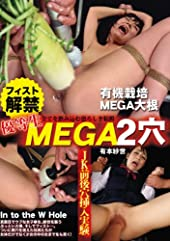 優等生MEGA2穴 フィスト解禁 有本紗世 ヴィ [DVD]