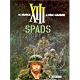 XIII, tome 4, Spadspar William Vance