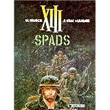 XIII, tome 4, Spadspar William Vance