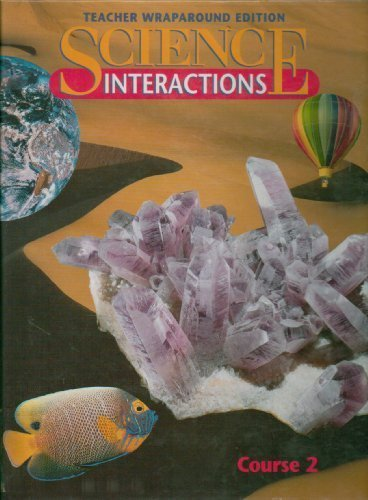 Science Interactions Course 2 Teacher's Edition PDF
