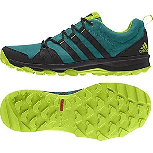 Adidas Aq4885 Tracerocker scarpe da trekking, semi solare Slime / nero / verde EQT - 6