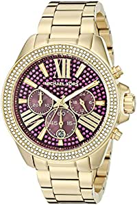 Michael Kors Women's MK6290 Wren Gold-Tone Watch