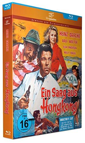 Ein Sarg aus Hongkong - Director's Cut (HD-Neuabtastung der Langfassung + DE/EN-Ton + Bonus) - Filmjuwelen [Blu-ray]