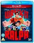 Wreck-It Ralph [Blu-ray 3D + Blu-ray]...