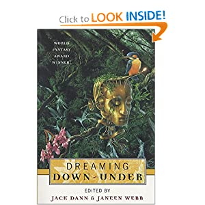 Dreaming Down-Under by Jack Dann and Janeen Webb