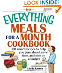 The Everything Meals For A Month Cook...
