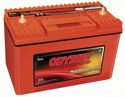 Odyssey 31-PC2150S Heavy Duty Commercial Battery