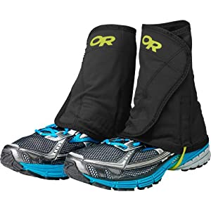 Buy Outdoor Research Mens Wrapid Gaiters by Outdoor Research