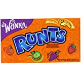 Nestle Wonka Candy Video Box, Runts, 5 Ounce (Pack of 12)