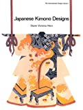 Diane Victoria Horn Japanese Kimono Designs (International Design Library)