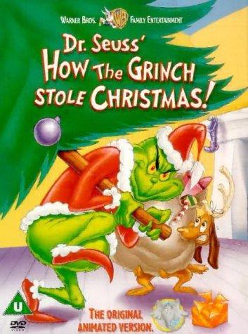 Dr Seuss' How the Grinch Stole Christmas [DVD]