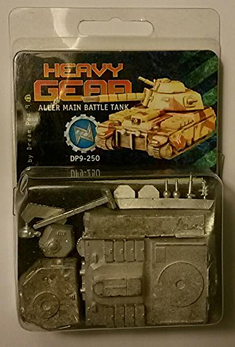 Aller Main Battle Tank MINT/New - 1
