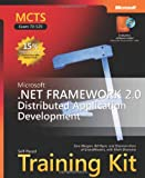 img - for MCTS Self-Paced Training Kit (Exam 70-529): Microsoft  .NET Framework 2.0 Distributed Application Development (Microsoft Press Training Kit) book / textbook / text book