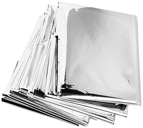 butterme-10-pack-emergency-blanket-set-foil-survival-blanket-reflective-thermal-first-aid-for-walker