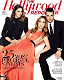 The Hollywood Reporter (Mar 29, 2013) 25 Most Powerful Stylists (Jennifer Lopez, Taylor Swift, Zoe Saldana and Julianne Moore, etc)