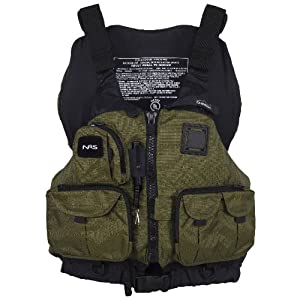 NRS Chinook Fishing PFD by NRS