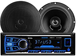 See Boss Audio Systems 638BCK 6.5-Inch Two-Way Receiver and Speaker Details