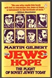 The Jews of Hope (0140085106) by Gilbert, Martin
