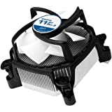 ARCTIC Alpine 11 GT Rev. 2 CPU Cooler - Intel, Supports Multiple Sockets, 80mm PWM Fan at 22dBA