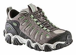 Oboz Women\'s Sawtooth Low Hiking Shoe,Clover,8 M US