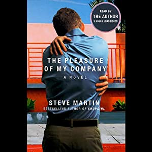 The Pleasure of My Company Audiobook