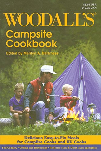 Woodall's Campsite Cookbook by Woodall's Publications Corp.